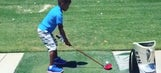 Next on the tee: Young CP3 (VIDEO)