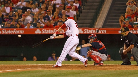 Gallery: Red Sox vs. Angels