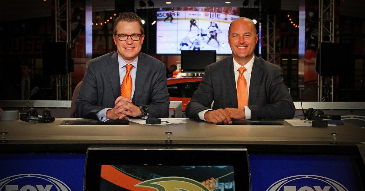 Prime Ticket/FOX Sports West to televise 78 Anaheim Ducks games