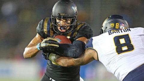 QB Josh Rosen, UCLA stomp Cal at Rose Bowl