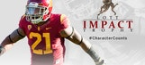 USC's Su'a Cravens named Lott IMPACT Player of the Week