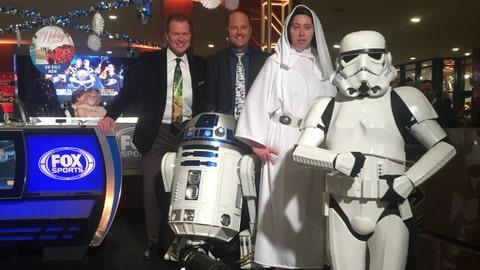 Star Wars Night at Honda Center