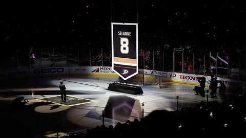 #8 in the rafters