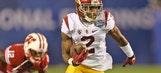 USC football/track star Adoree' Jackson can walk on walls