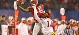 GALLERY: Badgers Edge Trojans in Holiday Bowl