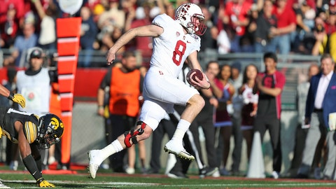 Stanford, McCaffrey dominate in Rose Bowl