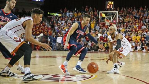 USC Tops Arizona in Four-Overtime Thriller