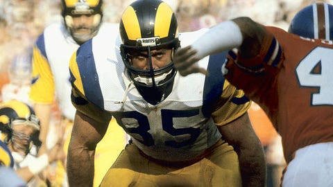 Jack Youngblood, LB, 1971-84