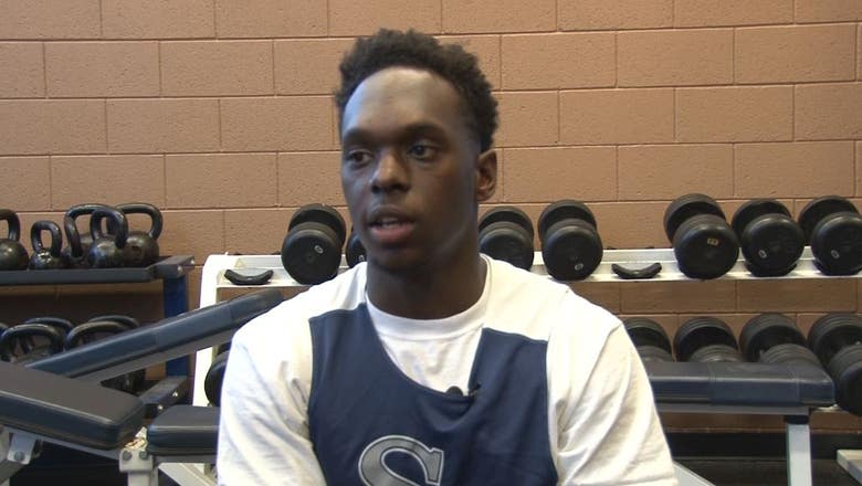 Profile of Sierra Canyon senior point guard Devearl Ramsey