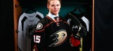 Ducks sign Jacob Larsson to three-year entry-level contract