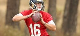 Rams sign No. 1 overall pick Jared Goff, several other rookies
