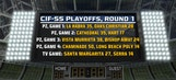 Playoffs, 1st round: Scores from our five CIF-SS football games