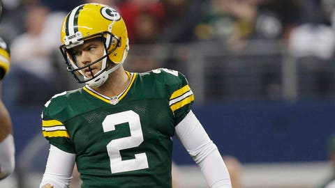 Kicker Mason Crosby, Packers look to get leg up on FGs