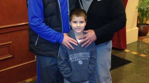 Buzz Williams, Marquette head coach