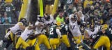 Packers' rally ends with Steelers' late TD