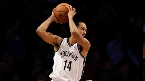 Bucks at Nets: 12/27/13