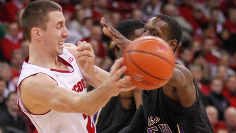 Panthers at Badgers: 12/28/13