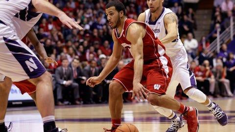 Wisconsin Northwestern Basketball