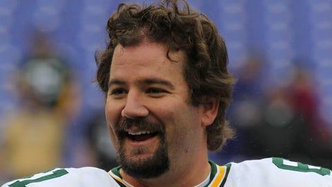 Brett Goode, Packers long snapper
