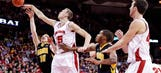 Badgers best Hawkeyes, matching best start in school history