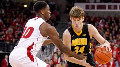 Hawkeyes at Badgers: 1/5/13