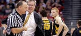 Ejection of Iowa's McCaffery changes course of game for Badgers