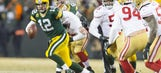 Packers report card vs. 49ers