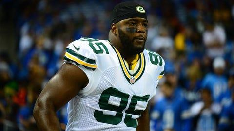 DE Datone Jones, Packers