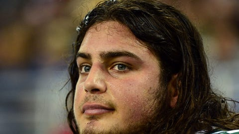 David Bakhtiari, Green Bay Packers offensive lineman