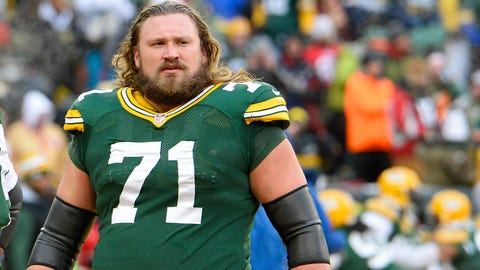 Josh Sitton, Green Bay Packers offensive lineman