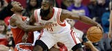 Bucks outmatched by Rockets in 114-104 loss