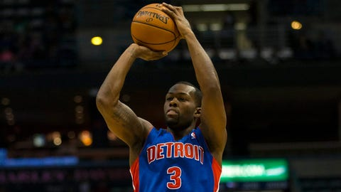 Rodney Stuckey, PG, L.A. Clippers