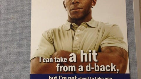 Donald Driver, former Green Bay Packers wide receiver
