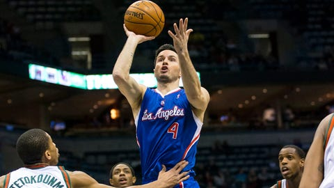 Clippers at Bucks: 1/27/14