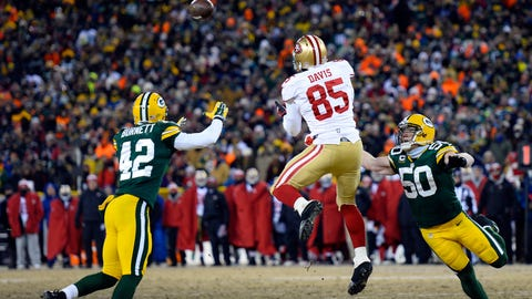 Packers eliminated from playoffs by 49ers for second consecutive year