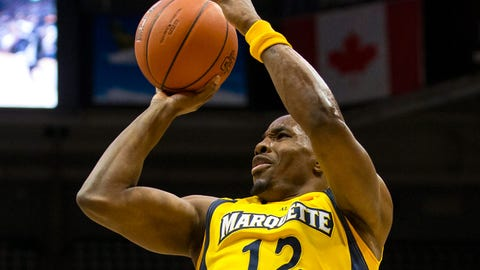 Providence Friars at Marquette Golden Eagles: 1/30/14
