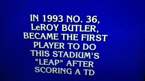 LeRoy Butler, safety, former Green Bay Packer