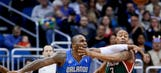 Bucks drop fifth straight with loss to Magic