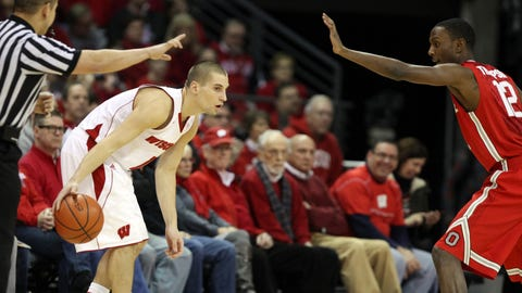 Buckeyes at Badgers: 2/1/14