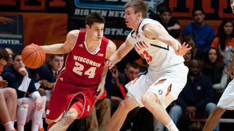 Badgers at Illini: 2/4/14