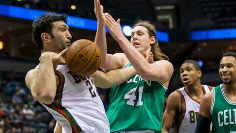 Celtics at Bucks: 2/10/14