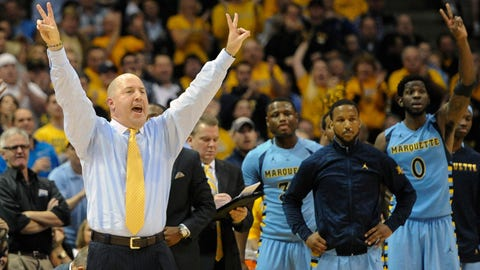 Buzz Williams: In Pictures
