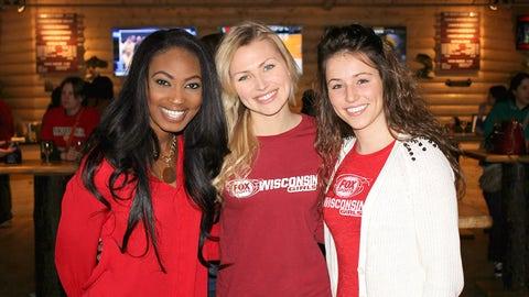 Bishara, Chyna, and Sage enjoying the first Ladies Night Out this season!