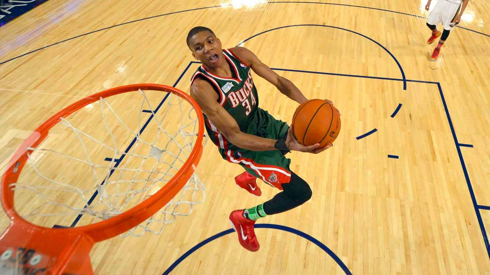 Bucks Player Profile Giannis Antetokounmpo Fox Sports