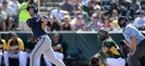 Ryan Braun homers in his first at-bat since suspension