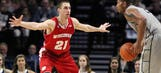 Wisconsin holds onto third in Big Ten with win over Penn State