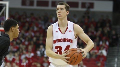 Zach Bohannon, F, Wisconsin Badgers