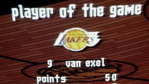 Nick Van Exel, coach, Milwaukee Bucks