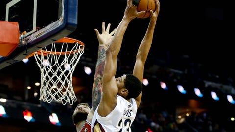 Bucks at Pelicans: 3/7/14