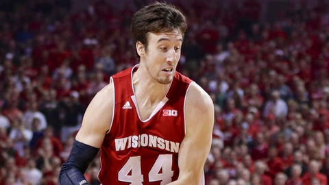 Badgers at Cornhuskers: 3/9/14